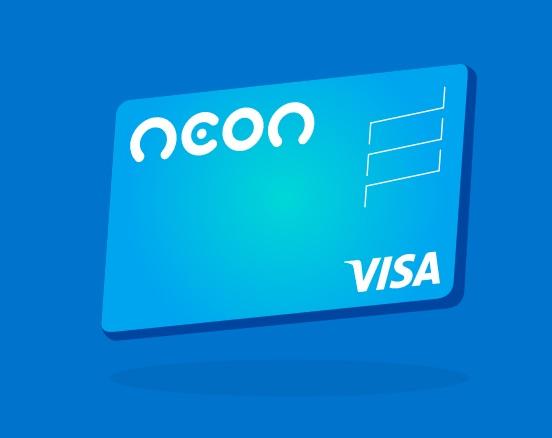 Cartão de crédito Banco Neon
