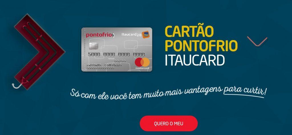 Como fazer o cartão de crédito Ponto Frio