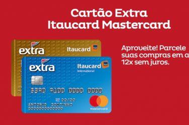 Como fazer cartão de crédito Extra